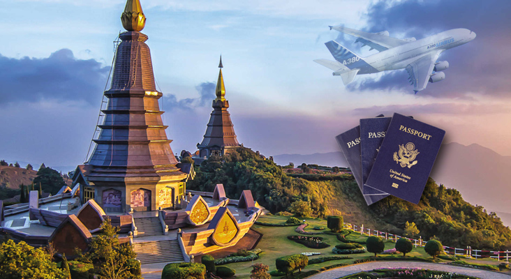 Thailand Visa for Indians | Authorized agent Thailand